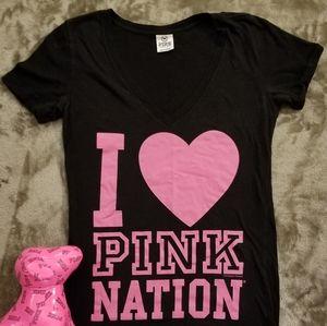 PINK nation Vneck